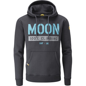 Moon Climbing One Five Nine Hoody Men ebony
